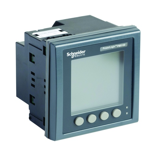 [MED.01.002] Analizador con modbus hasta 15th H - 1DO 33 alarmas - Panel